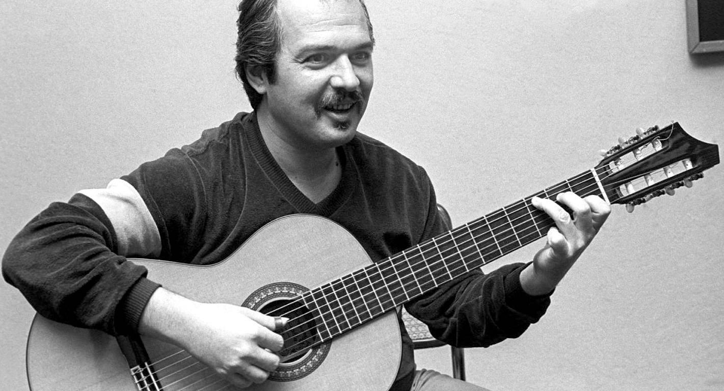 Lenny Breau Acoustic Guitar