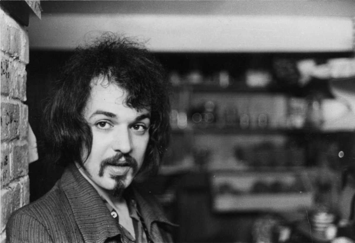 Lenny Breau Portrait